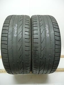 2x-245-45-R18-96W-Bridgestone-Potenza-RE-050A