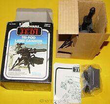 Star Wars Vintage - Tri-Pod Laser Cannon MIB #VAC006