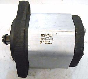 MARZOCCHI PUMP, GHP3A-D-40