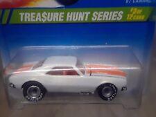 HOT WHEELS 1995 Treasure Hunt 67 Chevy Camaro Holy Grail Mint  Real Riders