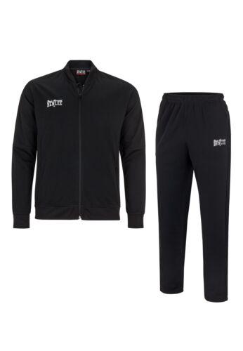 Benlee Nouveau Gym SXxl Noir Suit Pantalon Hommes Runman Sweatshirt qUMGSVpz