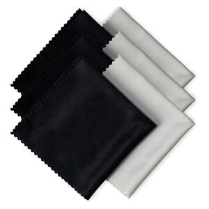 10Pack Premium Microfiber Cleaning Cloths for Lens Glasses Screen New
