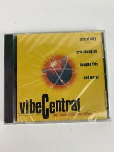 Various-Artists-Vibe-Central-the-essential-remixes-CD-Jars-Of-Clay-Eric-Champion