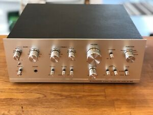 PIONEER-SC-850-PREAMPLIFIER-NICE-WITH-JAPAN-OWNER-MANUAL-FIT-SPEC-1-2-3-4