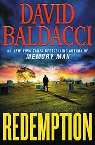 Redemption (Memory Man)-David Baldacci