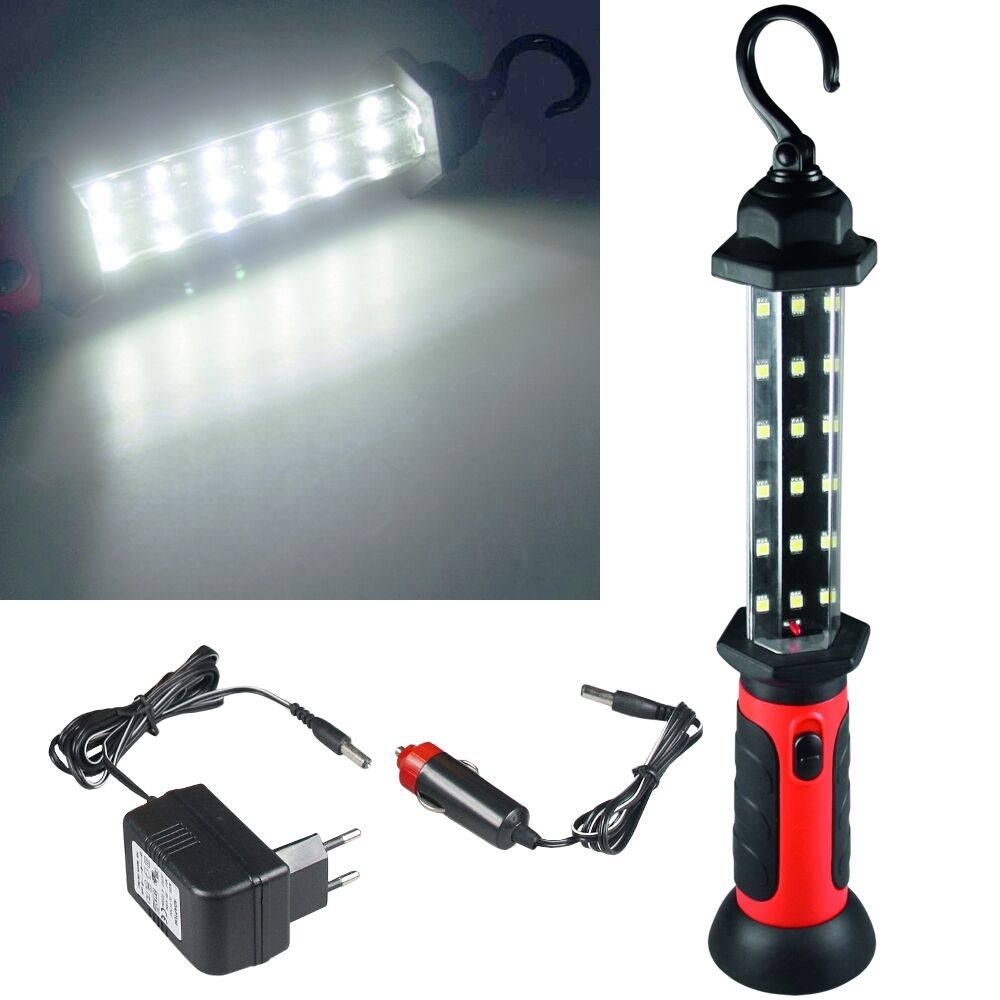 LED LED LED Batteria Lampada ad asta  CTLA - 4018  400lm Lavoro Lampada Auto Lampada da campeggio 6be90c