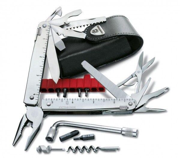 Victorinox Victorinox Victorinox Schweizer Taschenmesser Funktionen 39 SwissTool Plus 3.0338.N Messer 681d13