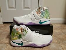 NIKE KYRIE 2 EASTER BASKETBALL SHOES SZ 18 NEW 819583 105 NO BOX TOP IRVING CAVS