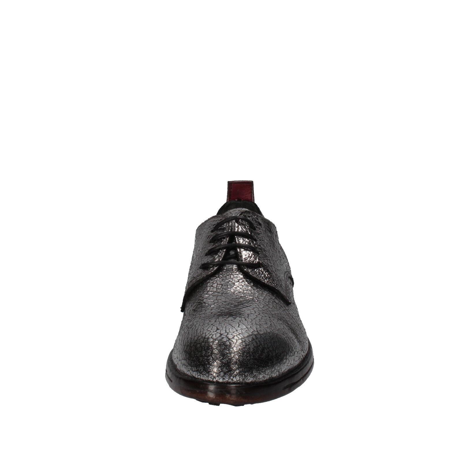 Scarpe Scarpe Scarpe donna MOMA 40 EU classiche argentoo pelle AE200-C | Qualità Affidabile  | Uomo/Donna Scarpa  033415