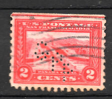 United States : 1915 2 Cents ( Panama Pacific Exposition ) cancelled