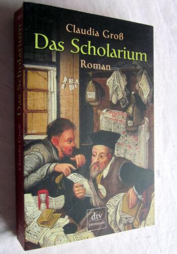 1 von 1 - DAS SCHOLARIUM - Claudia Groß
