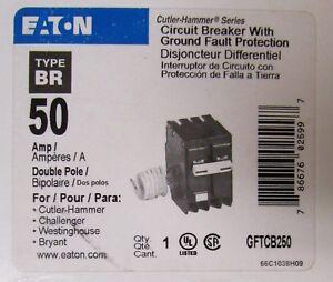 eaton cutler hammer gftcb250 type br ground fault circuit breaker 2image is loading eaton cutler hammer gftcb250 type br ground fault