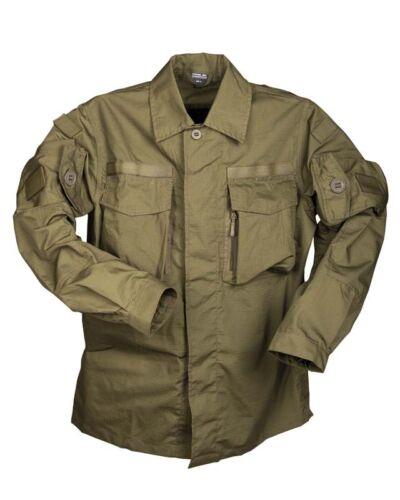 Outdoor   -NEU BW Kommando SMOCK Shirt oliv BDU Jacke BW