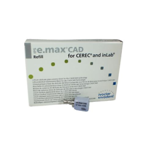 Vivadent-Ivoclar-IPS-e-max-CAD-CEREC-Blocks-InLab-5-Pk-All-Sizes-Shades