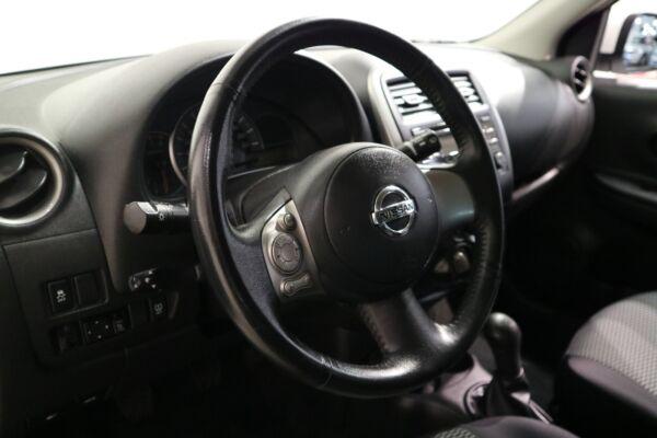 Nissan Micra 1,2 Visia - billede 4