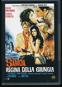 EBOND Samoa, regina della giungla DVD D568606