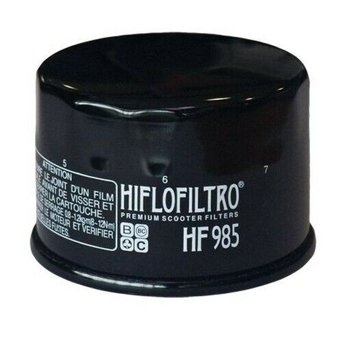Hiflofiltro EO Quality Oil Filter Fits KYMCO 500 XCITING / RI (2005 to 2016)
