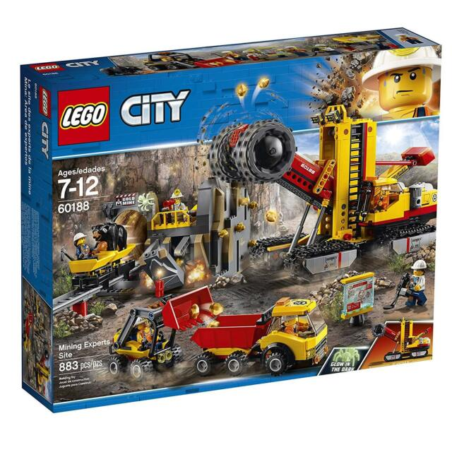 LEGO City Mining 6212416 Experts Site 60188