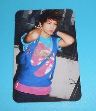 SHINee Replay Japan Jonghyun Photocard (OFFICIAL)