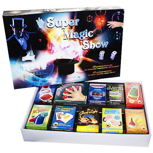 Super Magic mostrare  - Magic Kit  è scontato