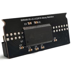 MISTER-FPGA-DE10-Nano-EXTRA-SLIM-SDRAM-Board-v2-2-Chip-ALLIANCE-150MHz