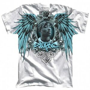 Tupac T-shirt Wings Size S Official Merchandise à Tout Prix