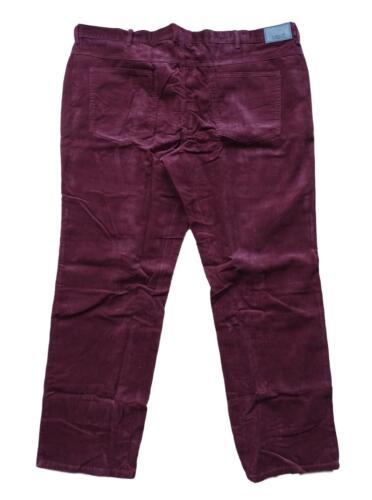 velours Pantalons D Plus Plus Nouveau Bordᄄᄚ Rot telᄄᆭ c hommes ᄄᆭlᄄᆭgants Tailles en TiukXOPwZ