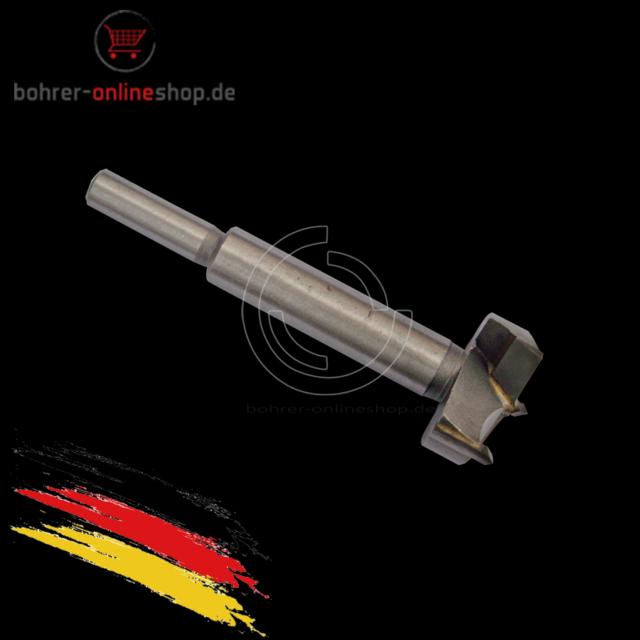 HM tungsten carbide tipped woodworking forstner drill bit Ø 40mm