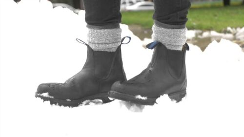 Donna Stivali Invernali TagliaimpermeabileThinsulate Blundstone Termico ARj5L4