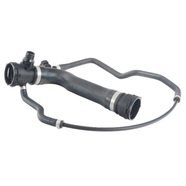 FOR BMW E60 E61 535i Upper Radiator Coolant Hose W/ Vent