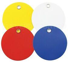 Plastic Tags Choose Size Amp Qty Waterproof Tearproof 2 3 5 6 50 100 200