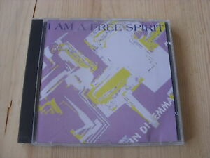 In-Di-Lemma-I-Am-A-Free-Spirit-CD-Single-NM