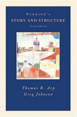 Perrine's Geschichte und Struktur von Arp, Thomas R