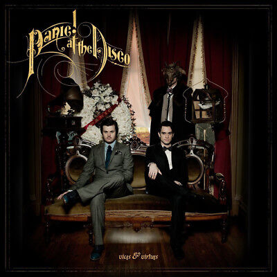 """Panic at the Disco Vices /& Virtues Album Poster 24/""""x24/"""" 18/""""x18/"""" Music Silk"""