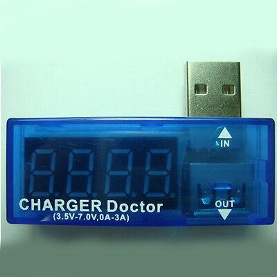 Mini USB Charger Digital Detector Current Voltage Test Voltameter Computer Phone