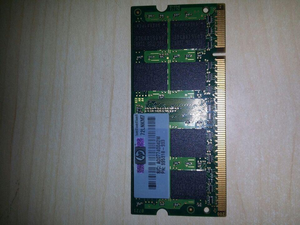 samsung, 1 gb, DDR2 SDRAM