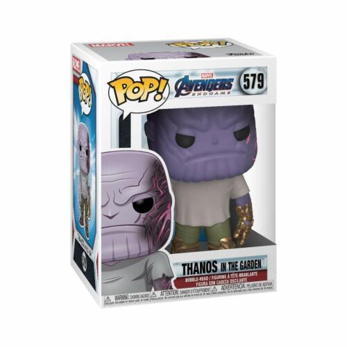 Funko Pop Film Avengers sui finali-Thanos nel Giardino Figura in vinile #45141