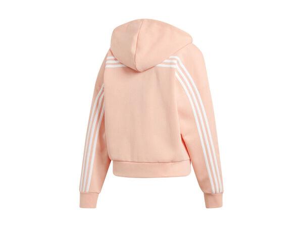 Adidas Must Haves Kapuzenjacke, Damen, Sportjacke, Sweatjacke, Jacke, EB3824 /J4