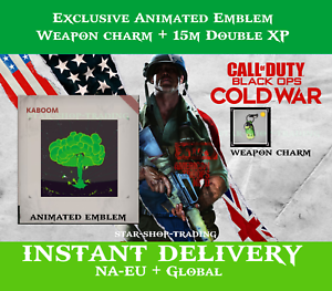 Call-of-Duty-Black-Ops-Cold-War-Mountain-Dew-Emblem-Charm-15M-Double-XP-2XP