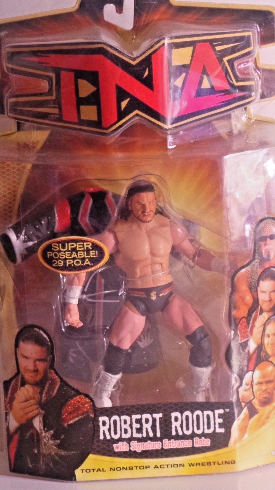 TNA ROBERT ROODE ACTION FIGURE (013)