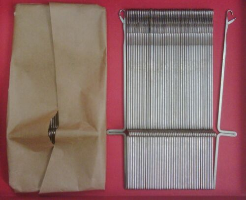 New 500 Needles For F270 F370 SK270 SK830 Silverreed Empisal Knitting Machines
