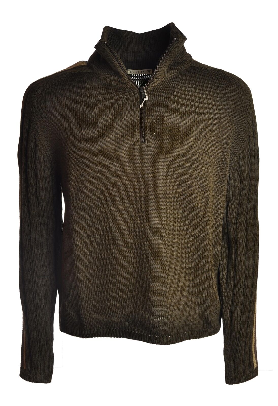 Cube  -  Sweaters - Male - Grün - 4366811L173212