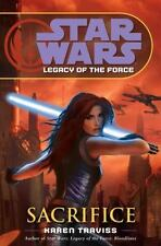 Star Wars: Sacrifice by Karen Traviss (2007, Hardcover)