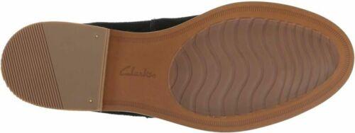 Details about  /Clarks Women/'s Edenvale Page Fashion Boot  5 Black Suede