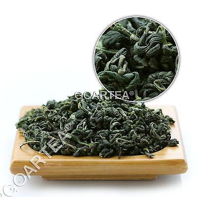 100g Organic Supreme Big Leaf Bi Luo Chun BiLuoChun Snail Spring Green Tea Snail