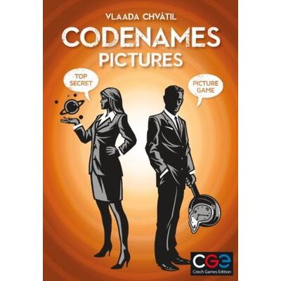 Codenames Pictures Board Game