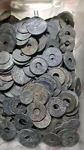 20-Various-Ancient-Indonesia-Java-Tin-Coins-1400-AD