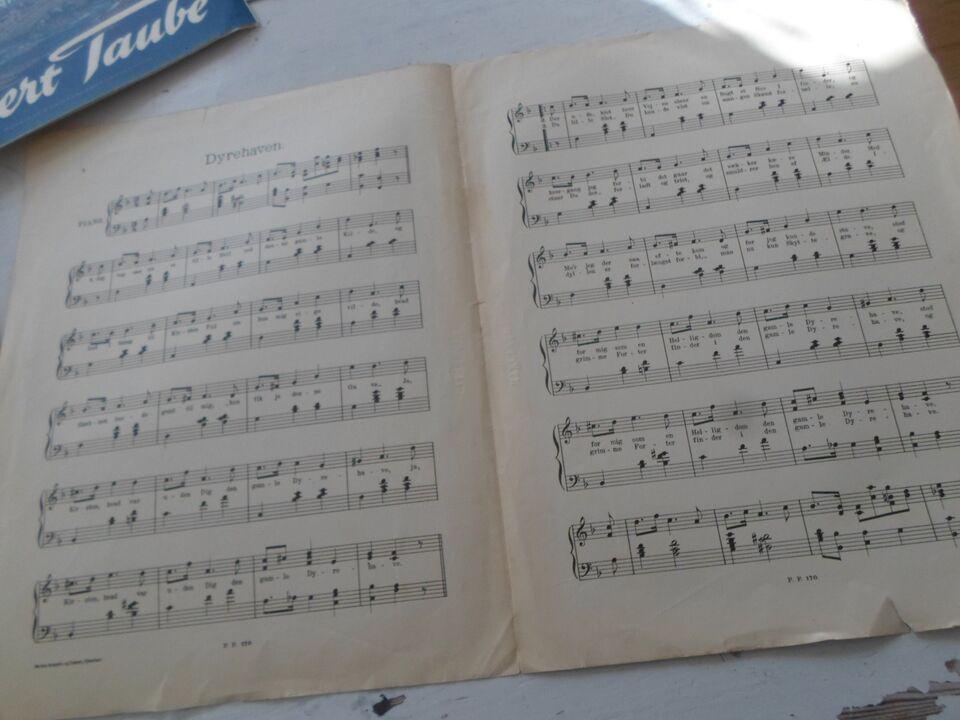 Københavnernes Vitercabaret 1914, Dyrehaven