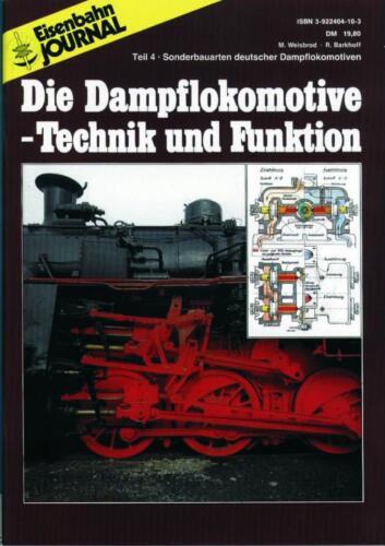 Teil 4 Die Dampflokomotive Eisenbahn Journal
