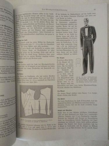 Fritz Hiddemann 1938 KOPIE COPY Uniform-Maßschneidern für die Wehrmacht